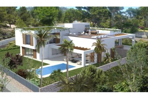 Villa i Sol de Mallorca Köpa