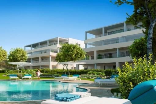 Lägenhet i Santa Ponsa