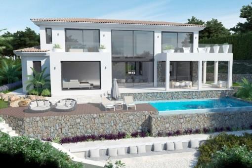 Villa i Santa Ponsa Köpa