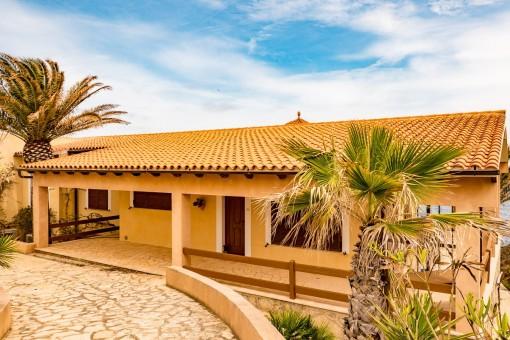 Villa i Cala Murada