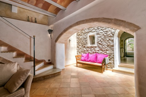 Very special townhouse in Artá