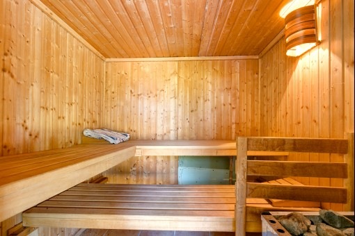 Private sauna
