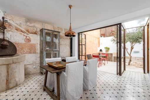 Newly-renovated town house in the heart of Santanyi