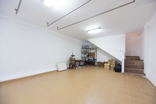 Cellar from the finca