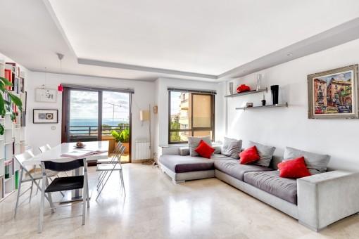 Lägenhet i Cala Mayor