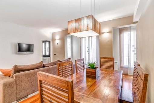 Lägenhet i Palma de Mallorca Gamla stan Köpa