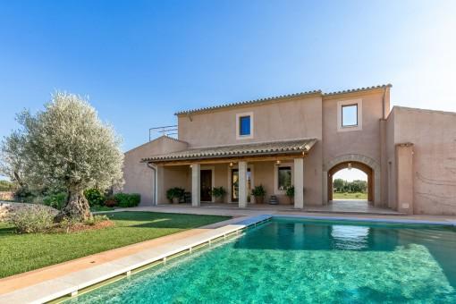 Det första passiva huset på Mallorca