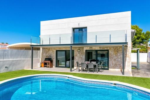 Villa i Bahia Grande