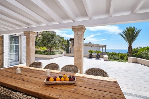 Villa i Puerto Andratx