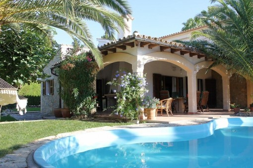 Villa i Alcudia