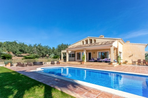 Villa i Portol - Puntiro