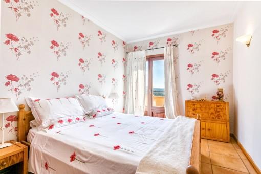Further beautiful double-bedroom