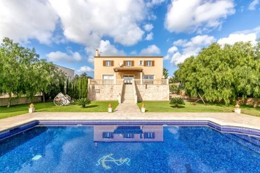 Villa i Portocolom