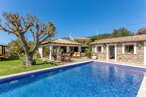 Ideal holiday domicile in Esporles