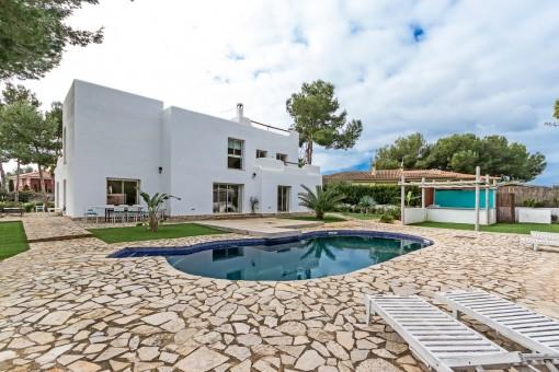 Hus i Sol de Mallorca