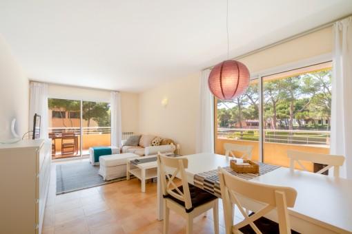 Lägenhet i Cala Ratjada