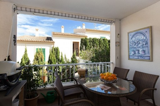 Beautiful apartment in a small residential complex in Costa de Canyamel<br /> -