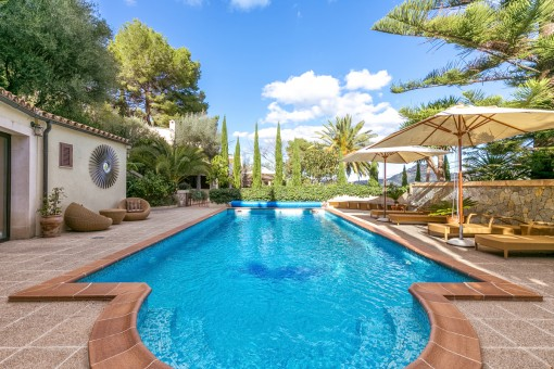 Fantastic villa with sensational sea views in Costa Canyamel