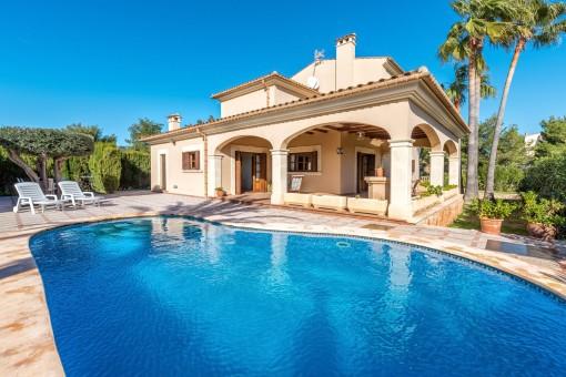 Villa i Son Servera