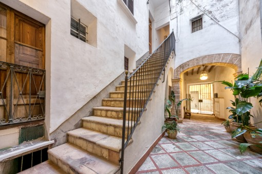 Apartment in the old town of Palma