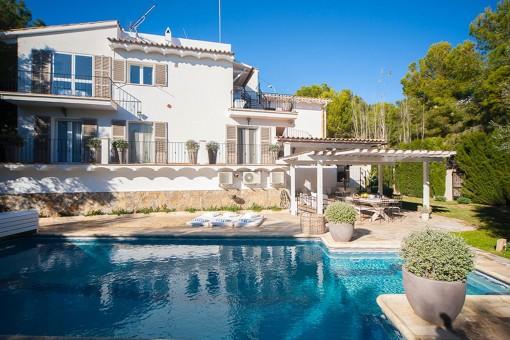 Beautiful cozy villa with renting licence in Costa de la Calma