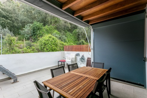 Wonderful apartment with landscape views in Pollença