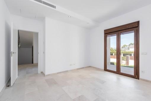 The finca offers 4 bedrooms