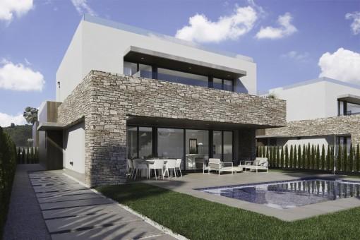 Villa i Sa Rapita