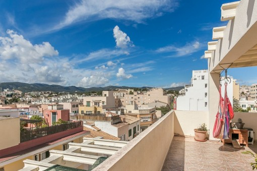 Small apartment with lovely terrace in Palma
