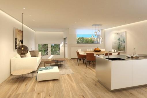 Exclusive apartment in Santa Catalina