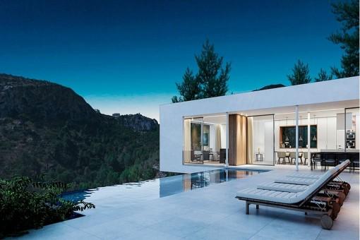 Villa i Son Vida