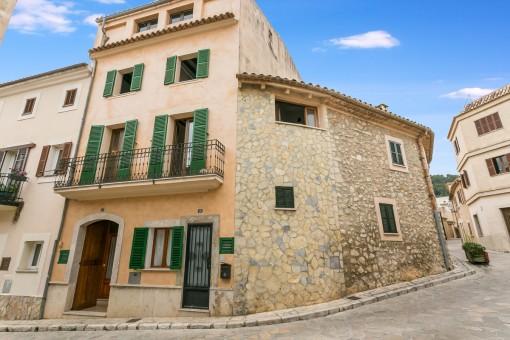 Hus i Mancor de la Vall