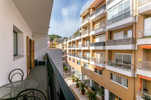 Lovely balcony
