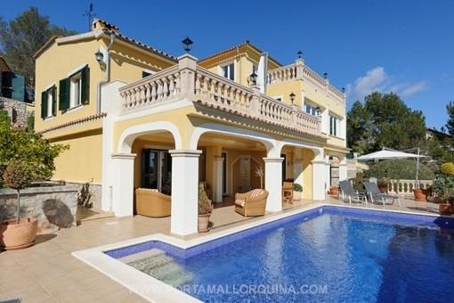 Villa i Son Font
