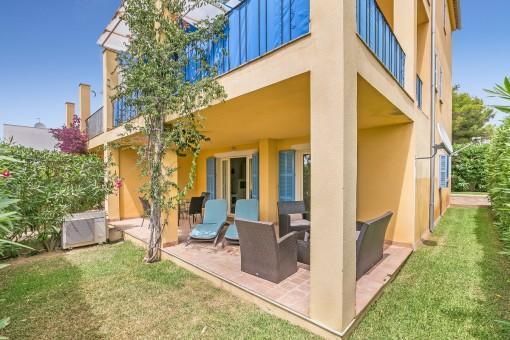 Lägenhet i Cala Mandia