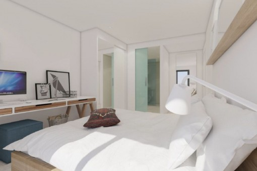 Plan - Bedroom