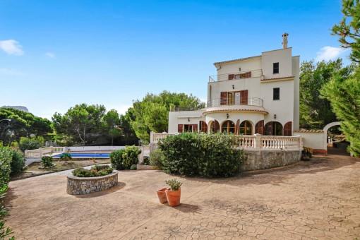 Villa i Cala Mesquida