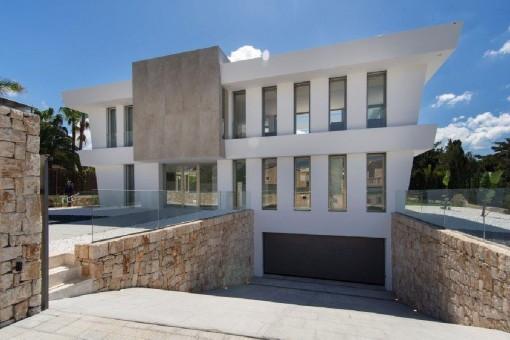 Villa i Cala Santanyi
