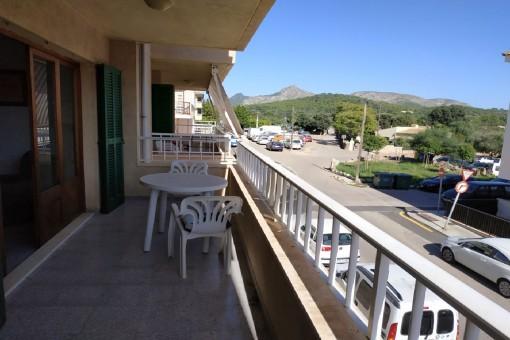 Lägenhet i Alcudia
