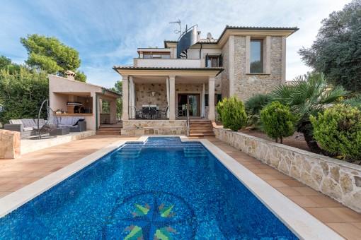 Villa i Cala Vinyas