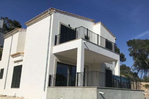 Hus i Cala Santanyi