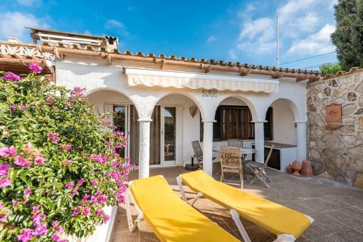 Hus i Cala Romantica