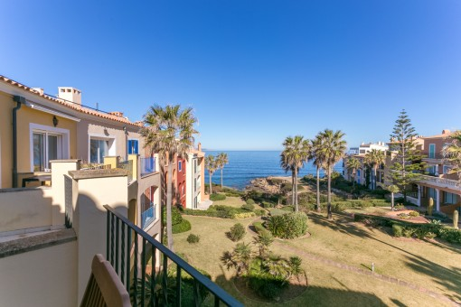 Wonderful penthouse on the first sea line in Betlem