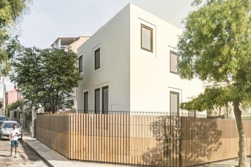 Hus i Ciudad Jardin