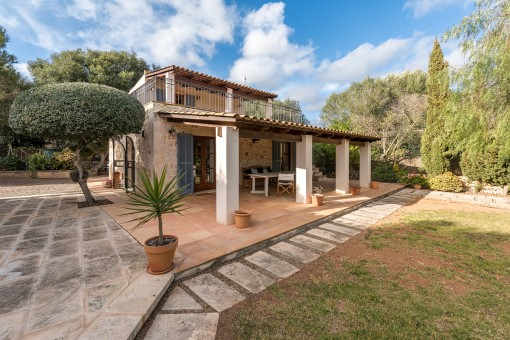 Charming country house just a short distance from  Santanyi