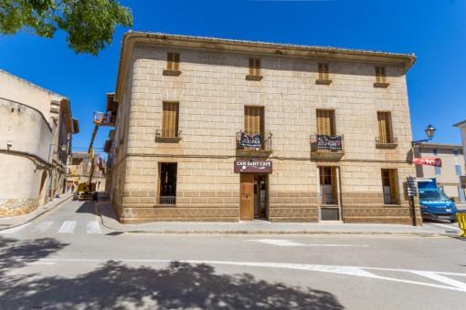 Hus i Algaida