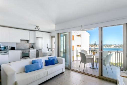 Lägenhet i Puerto Alcudia