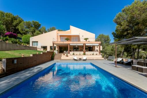 Villa i Cas Catala