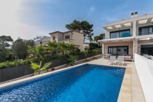 Hus i Cala Pi