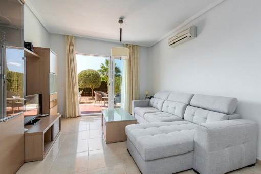 Lägenhet i Cales de Mallorca
